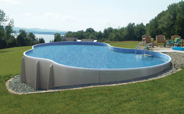 Above ground swimming pools sioux city le mars cherokee ia for Deep above ground pools