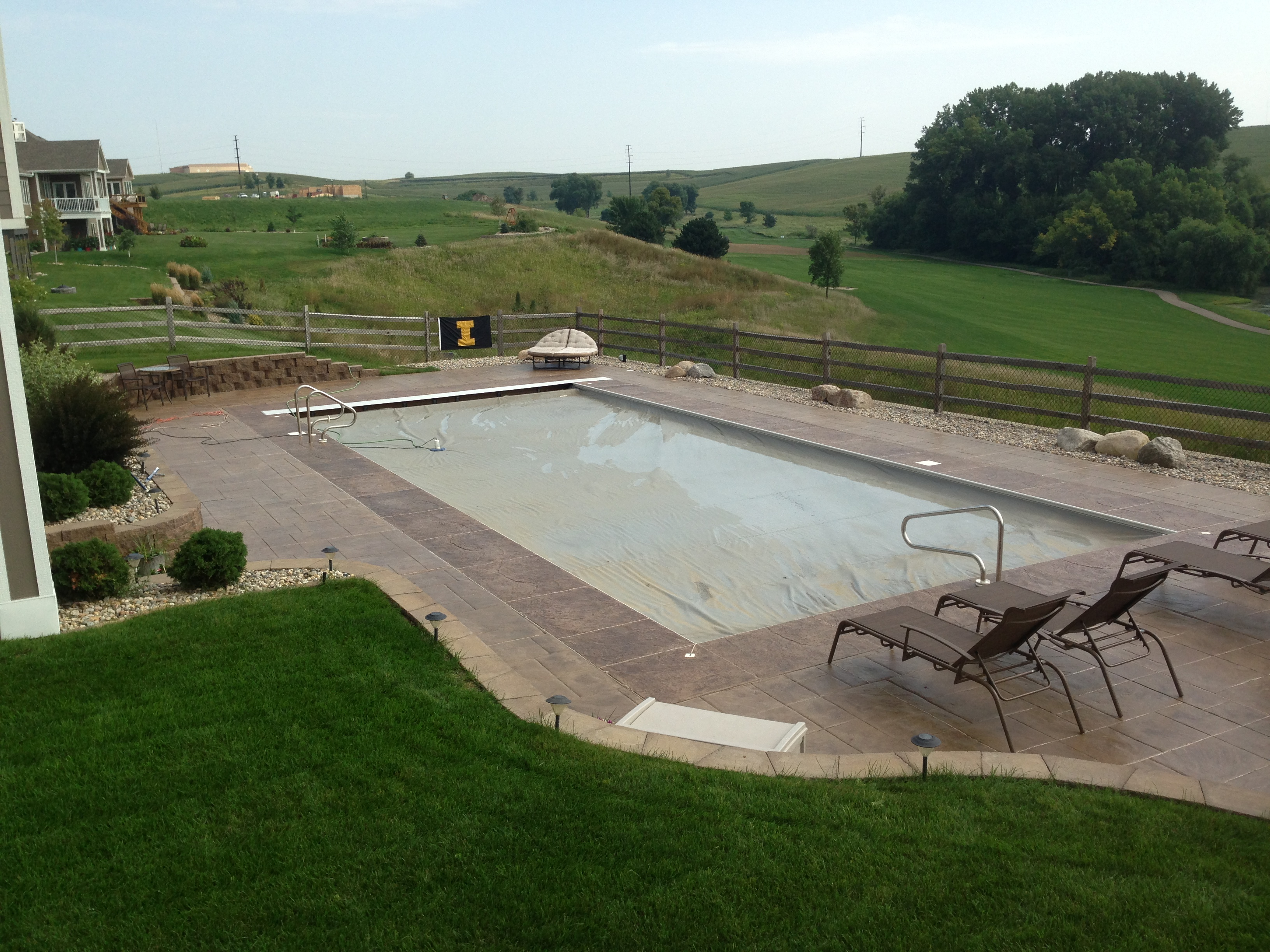 Combined Pool Sioux City11 Hot Tubs Sioux City Above